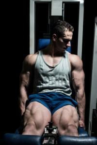Leg Extension Exercises